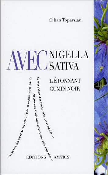 Avec Nigella sativa book cover